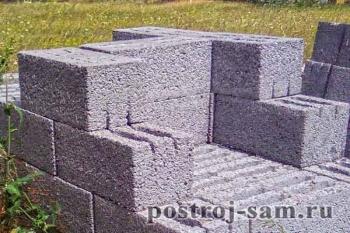 Кладка стен из керамзитобетонных блоков: инструкции и советы
